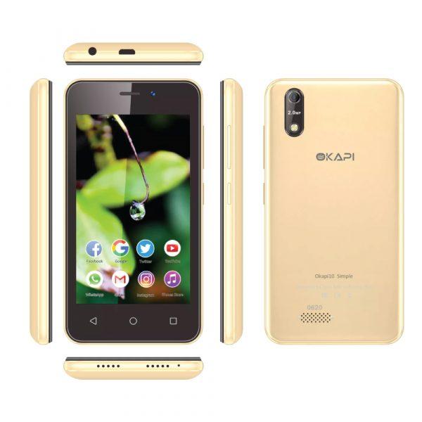 Okapi smartphone